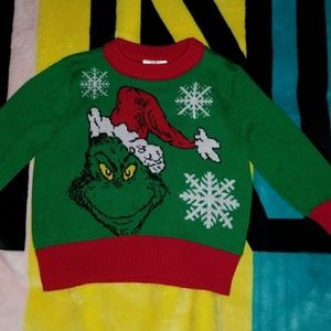 Other - Grinch sweater